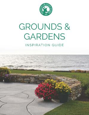 SGW Grounds and Gardens Inspiration Guide COVER